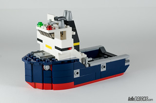 REVIEW LEGO Creator 31045 Ocean Explorer 09
