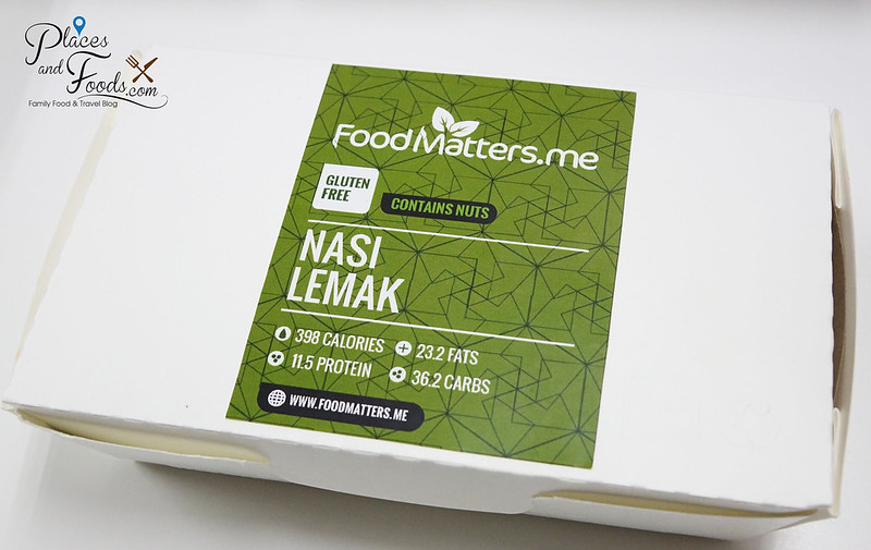 food matters nasi lemak label