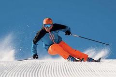 Univerzální lyže na celý den: Skutečné lyže na všechno