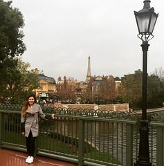 Paris #orlando #epcot #disney #paris #torreeiffel #france by...