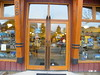 Stonewaters store doors, Canmore