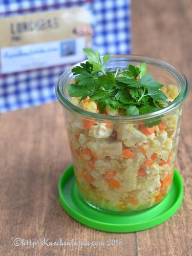 Couscous mit Hähnchen (1)