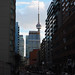 Late Afternoon in Toronto by jeffcbowen