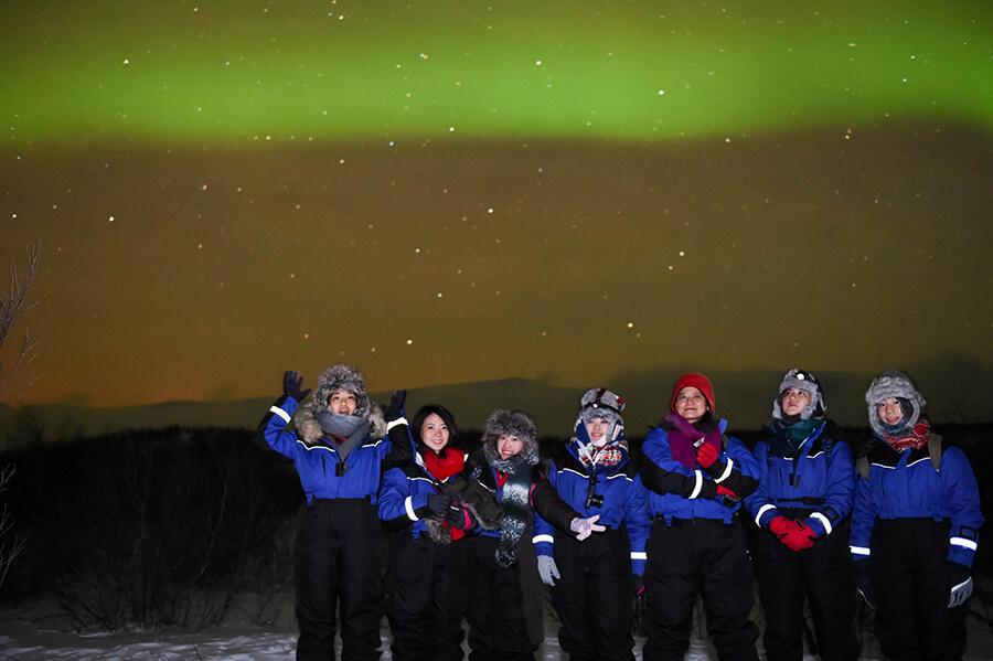 2016.02.18 ▐ 看我歐行腿 ▐ 再冷,也要到瑞典北極圈 Abisko 看三晚極光盛宴 22.jpg