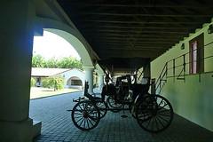Vina Undurraga - Winery carriages