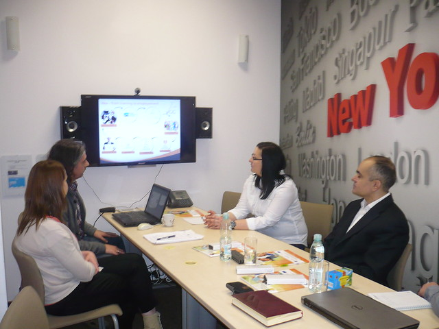 The Training on Professional and Personal Development