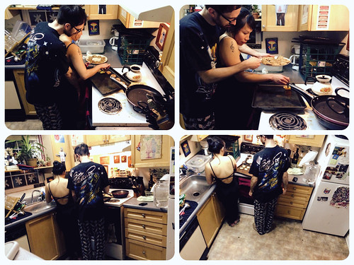Cookie Baking with Ana (March 5 2015)