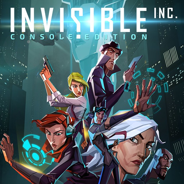 Invisible Inc. – PS4