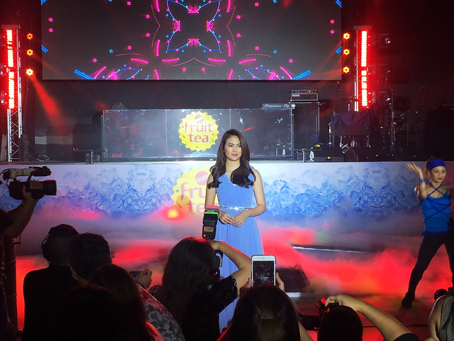 Sosro Fruit Tea Launch - The Palace Pool Club - Sofia Andres -3