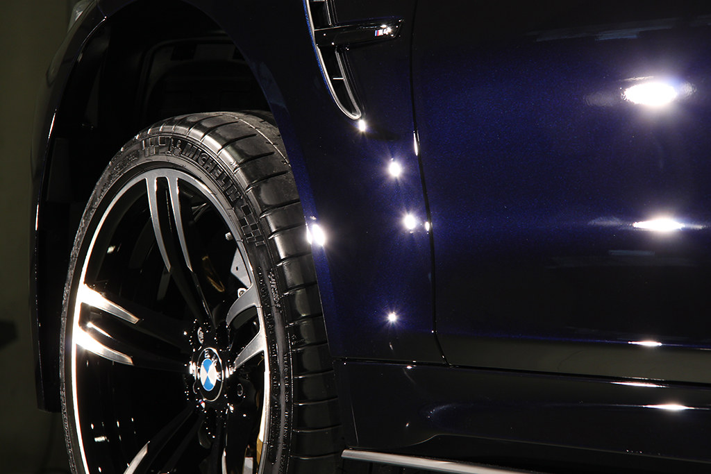 BigFoot Centre - BMW M4 Azuritschwarz, protezione totale 25369744395_6ed08bb94e_b