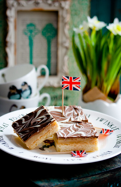Mary Berry's Millionaires' Shortbread