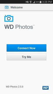 WD Photos app