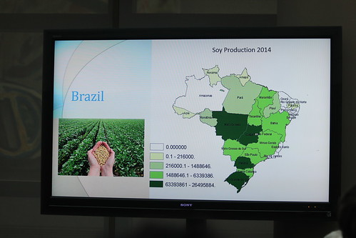 Brazil's Big Soy Frontier. March 11, 2016