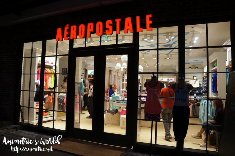 PS from Aeropostale