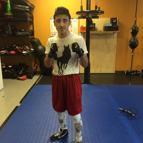 V Ramos USA Boxing Premier, 3-18-16