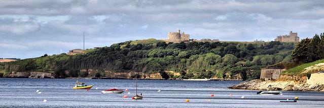 Pendennis Castle Falmouth E30 001
