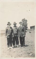 Three cross-dressing women 1