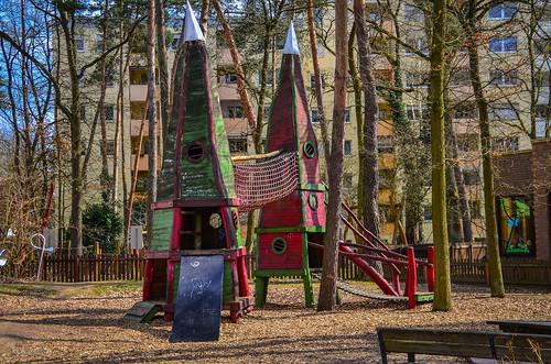 spielplatz zauberwald