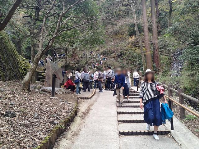 養老の滝 散策路