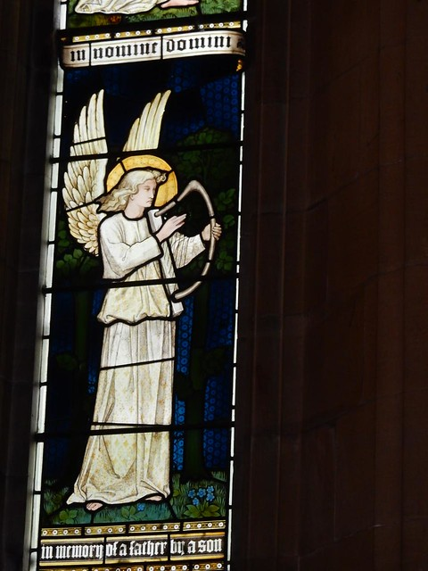 Pre-Raphaelite Angel