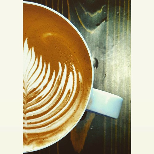 Have a tasty little latte today. Twice to Mars espresso is On Tap! #espresso #latteart #caffedbolla #slc #coffee