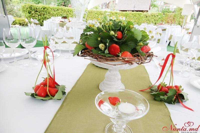 Tatiana Decor- Мы сделаем Ваш праздник Красивым! > Фото из галереи `12. Клубничная свадьба`