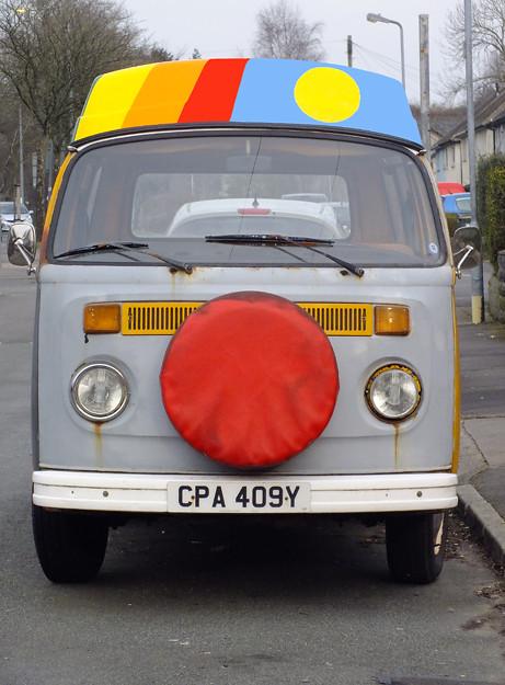 Red Nose Van