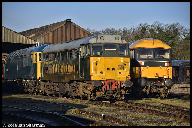 No 31452 10th April 2016 NVR Spring Diesel Gala