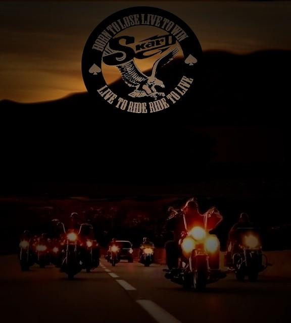 SKARD rock band ~ sunset ride