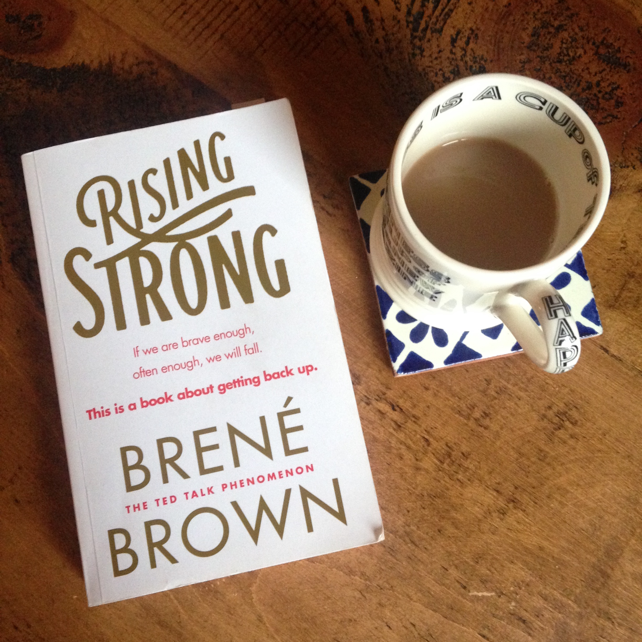 Inspiring book - Brene Brown