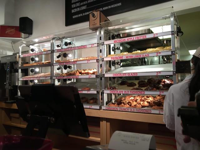Doo-rite donuts & chicken