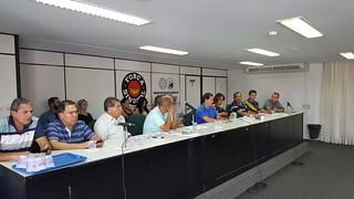 Reunião Sindicato dos Metalúrgicos