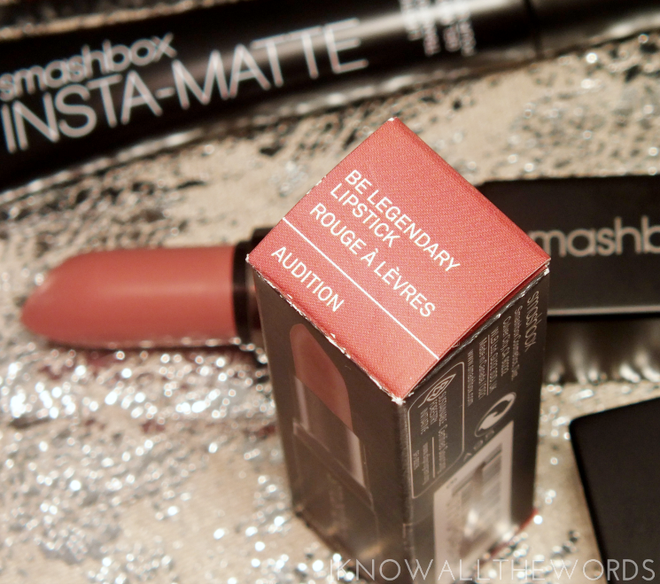 smashbox be legendary lipstick in audition (5)