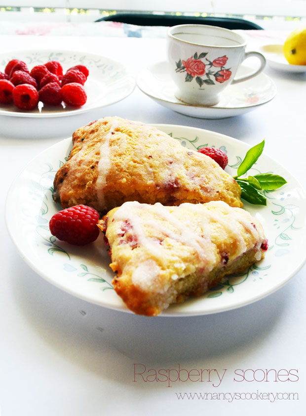 Raspberry Scones Recipe - Step14