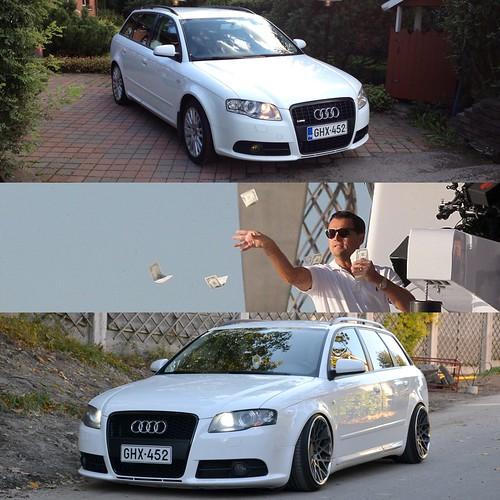 Zoml: Audi A4 B7 Avant //Mätäs Crew - Sivu 3 23455566734_dedce2ca4b