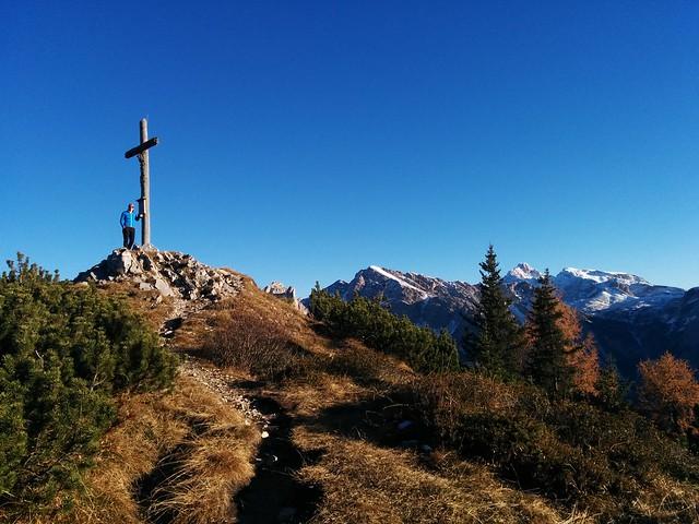 Gipfelkreuz Kühwiesenkopf