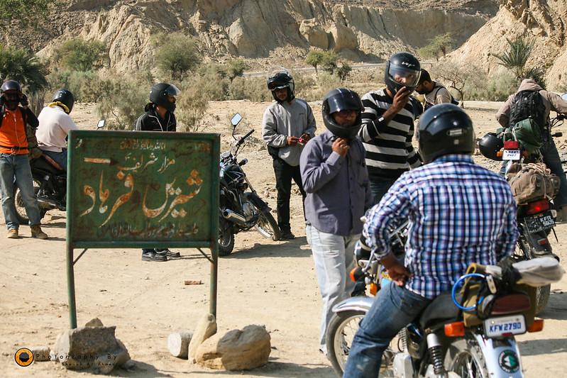 Trip to Cave City (Gondhrani) & Shirin Farhad Shrine (Awaran Road) on Bikes - 23817921939 12095f226f c