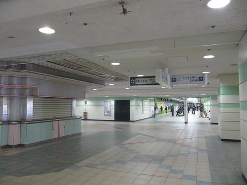 京都競馬場のグランドスワン1階