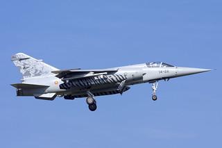 Mirage F1M Tiger Meet