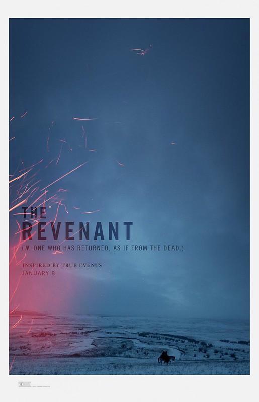 The Revenant - Poster 1