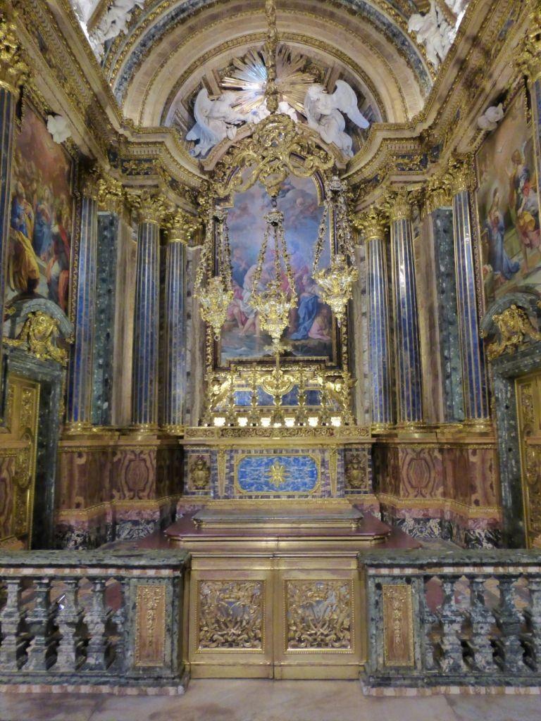 St. John the Baptist Chapel Lisbon