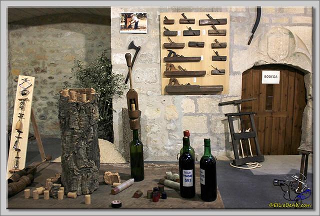 4 Exposición El Vino y el Chacolí en el Museo Histórico de Las Merindades
