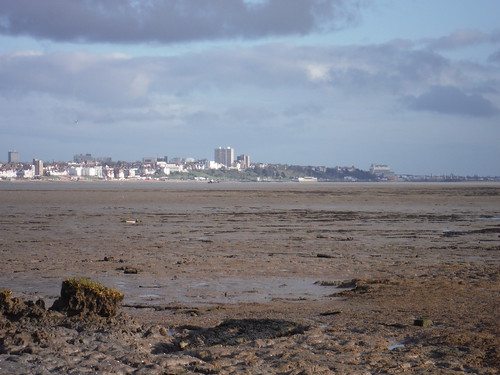Southend-on-Sea from Canvey Point