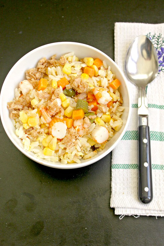 Fried rice (2)