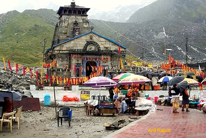 Sri Kedarnath Temple Aug 2015
