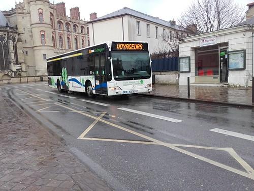 Transdev Entre Seine et Foret Mercedes Citaro II AB-283-VL (78) n°9019
