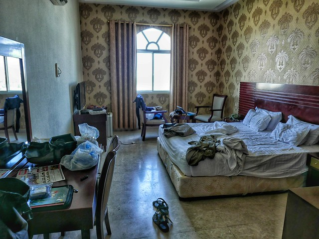 Hotel room in Salalah