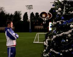 Chelsea FC 'A Blue Christmas' Gary Cahill 2