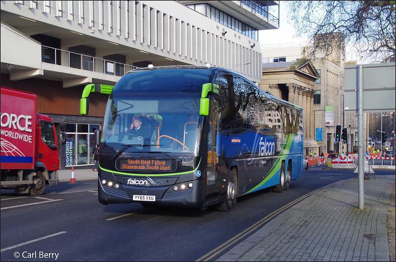 Stagecoach 54319 YY65VXU