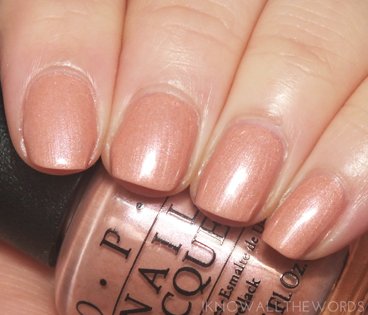 OPI New Orleans Humidi-Tea